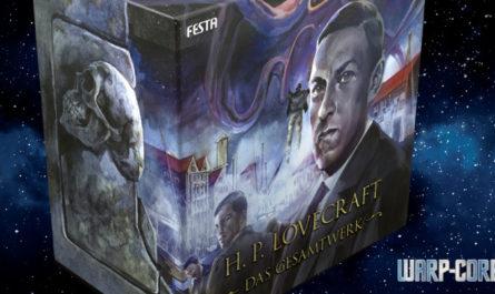 H. P. Lovecraft – Das Gesamtwerk Schuber