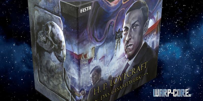 [Buch] H. P. Lovecraft – Das Gesamtwerk