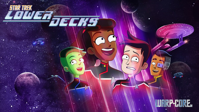Review: Star Trek Lower Decks 10 – Keine kleinen Rollen
