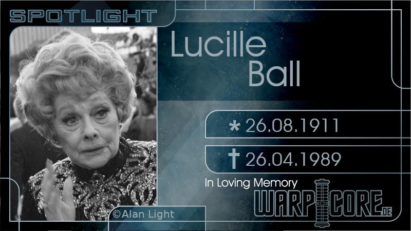 Spotlight: Lucille Ball