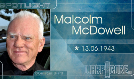 Malcom McDowell