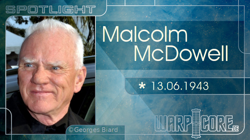Spotlight: Malcolm McDowell
