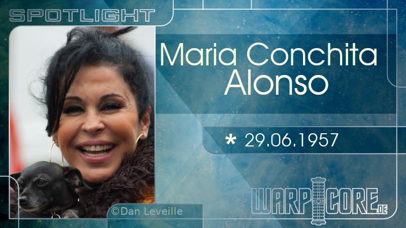 Spotlight: Maria Conchita Alonso