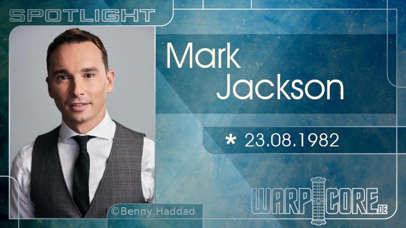 Spotlight: Mark Jackson