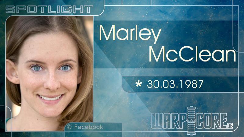 Spotlight: Marley McClean