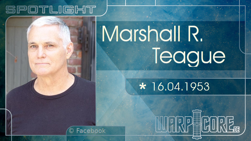 Spotlight: Marshall R. Teague
