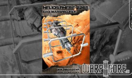 Heliosphere 2265 Das Marsprojekt Der Prototyp