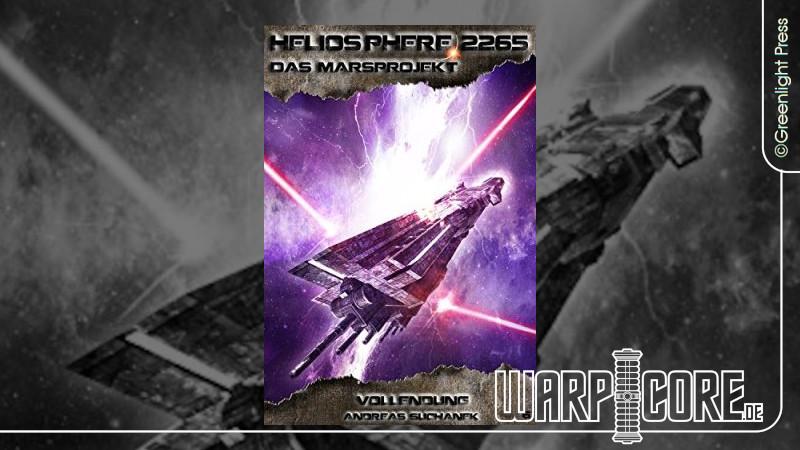 Review: Heliosphere 2265 – Das Marsprojekt 06: Vollendung