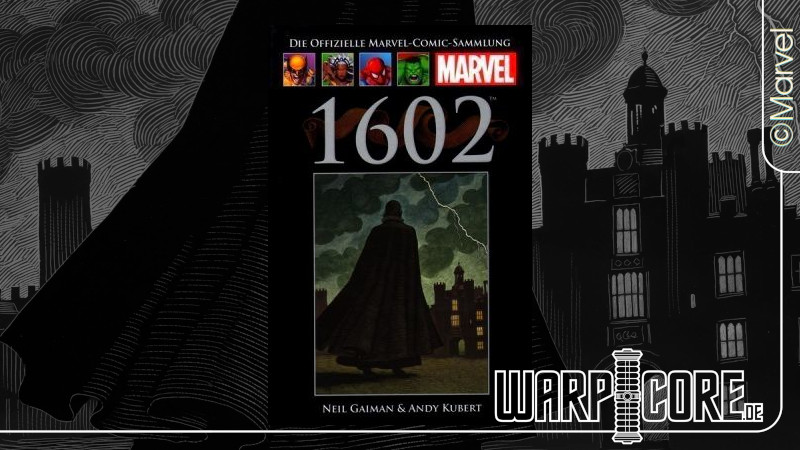 Review: Marvel – 1602