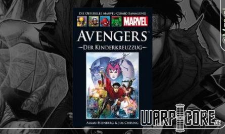 Marvel Collection 82 - Avengers - Der Kinderkreuzzug