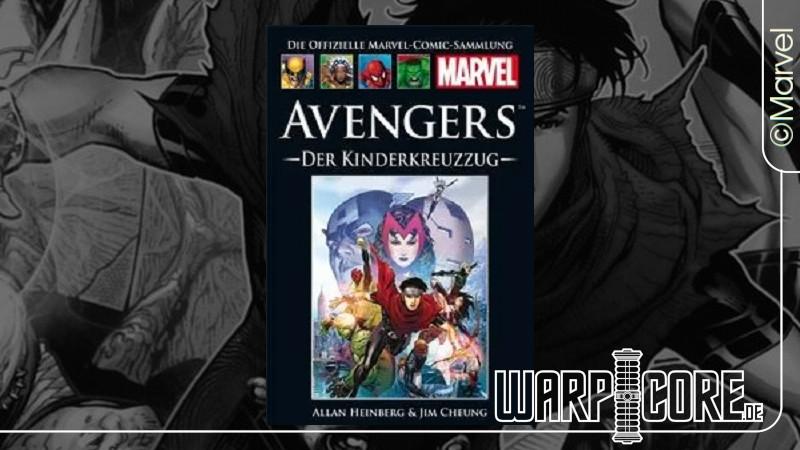 Review: Marvel Collection 82 – Avengers – Der Kinderkreuzzug