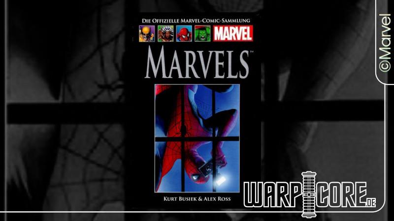 Review: Marvel Comic Sammlung 12 – Marvels