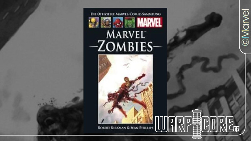 Review: Marvel Comic Sammlung 36 – Marvel Zombies