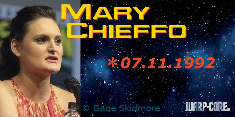 Spotlight: Mary Chieffo