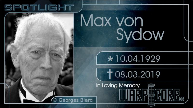 Spotlight: Max von Sydow