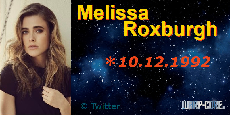 Spotlight: Melissa Roxburgh