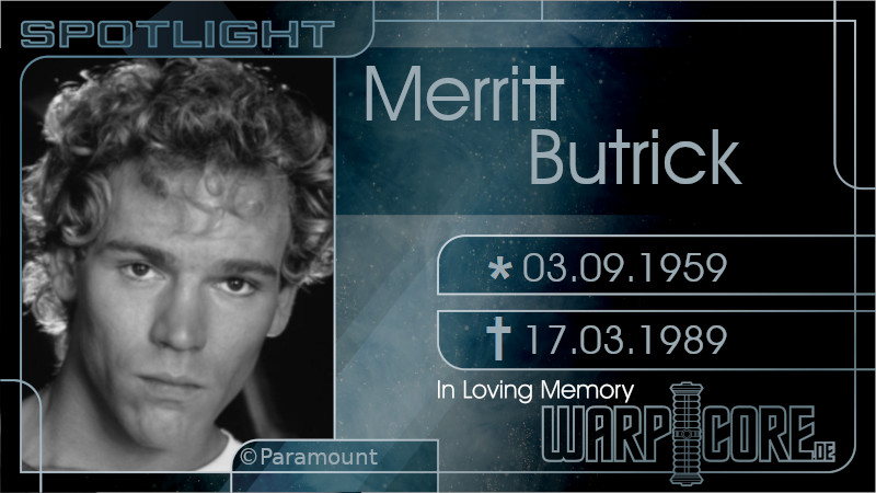 Spotlight: Merritt Butrick
