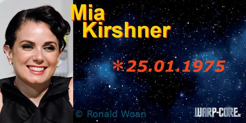 Spotlight: Mia Kirshner