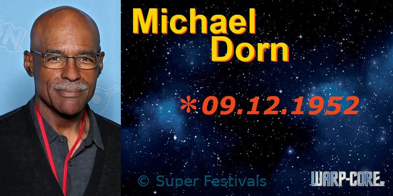 Spotlight: Michael Dorn