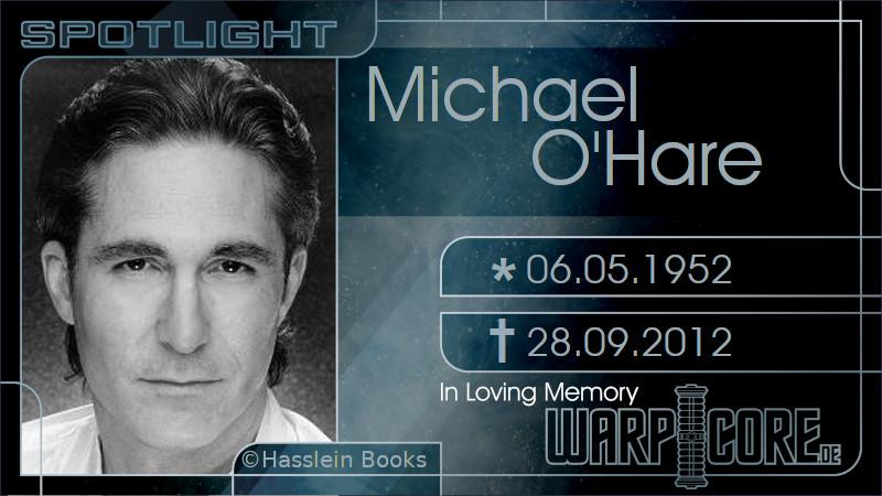 Spotlight: Michael O'Hare