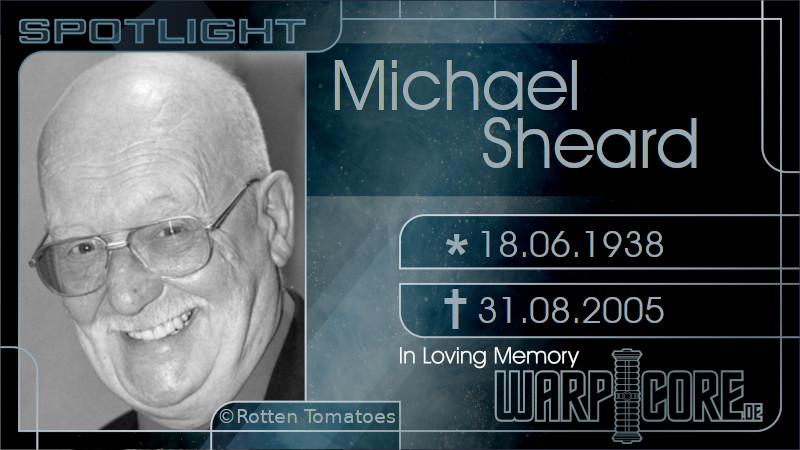 Spotlight: Michael Sheard