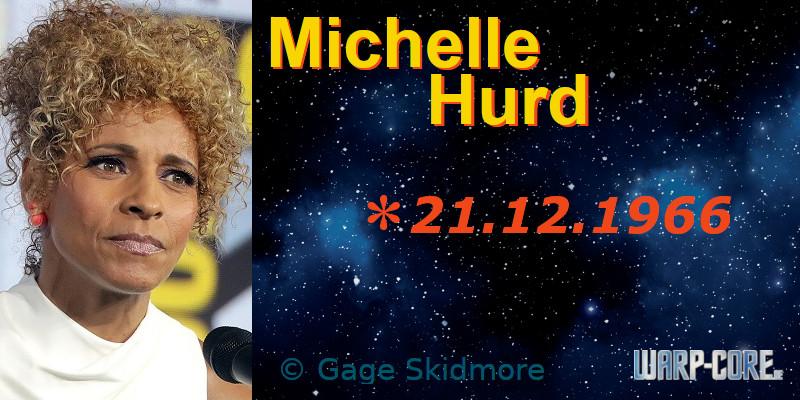 Spotlight: Michelle Hurd