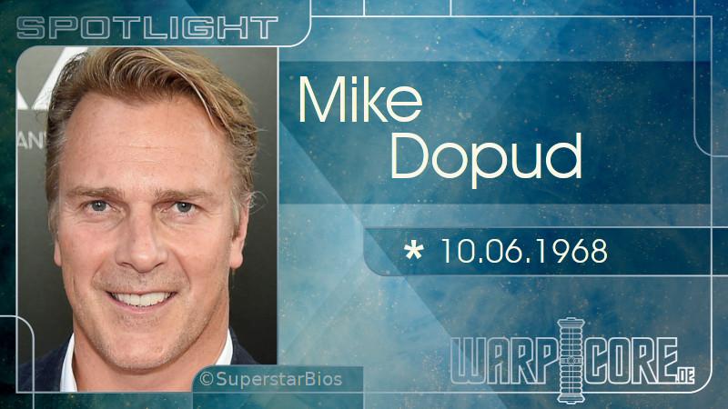 Spotlight: Mike Dopud