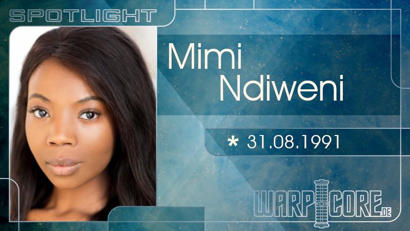 Spotlight: Mimi Ndiweni
