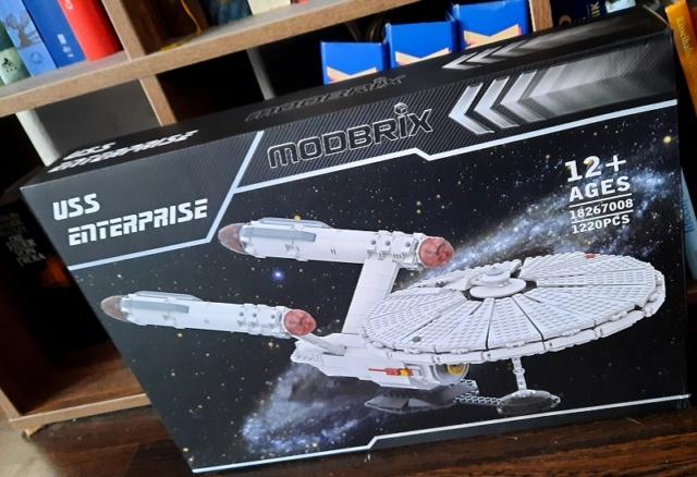 Modbrix USS Enterprise