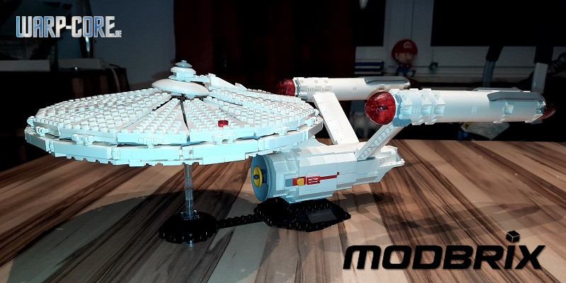 DIY: Modbrix USS Enterprise