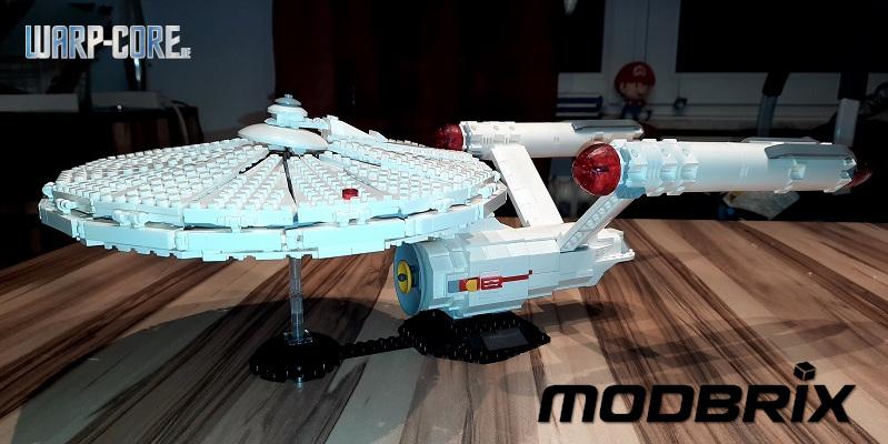 Review: Modbrix USS Enterprise