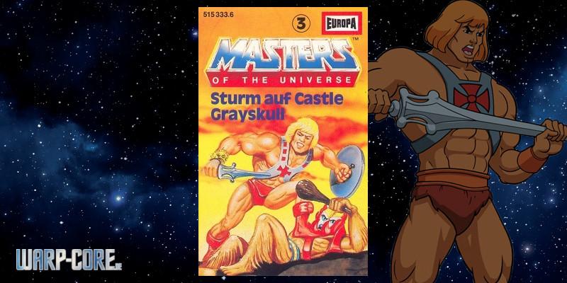Sturm auf Castle Grayskull