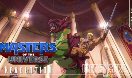 Masters of the Universe Revelation
