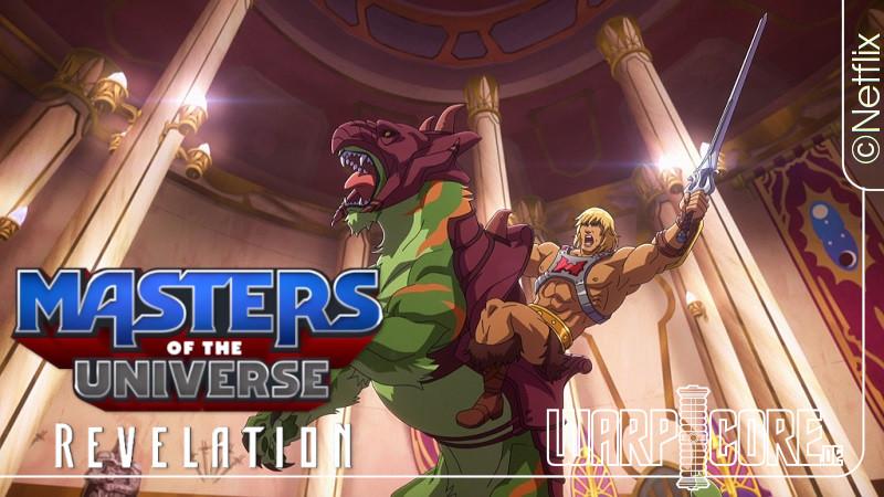 Masters of the Universe Revelation: Erste Bilder und Starttermin