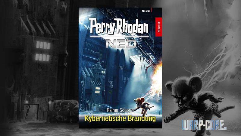 Review: Perry Rhodan NEO 248 – Kybernetische Brandung