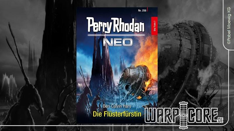 Review: Perry Rhodan NEO 256 – Die Flüsterfürstin