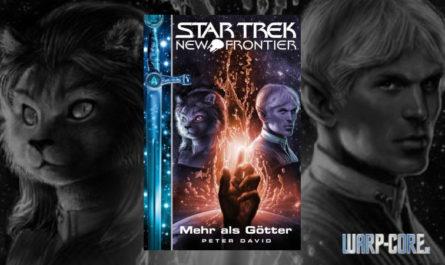 Star Trek New Frontier Mehr als Götter