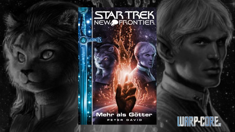 [Review] Star Trek – New Frontier 012: Mehr als Götter