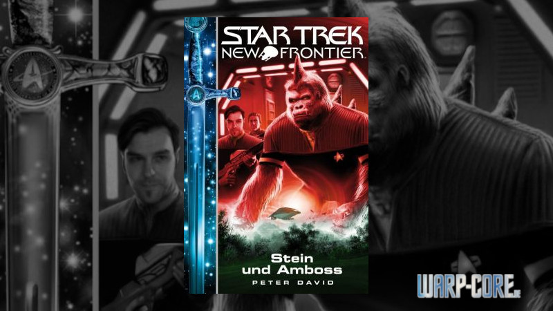 Review: Star Trek – New Frontier 013: Stein und Amboss