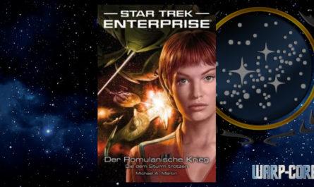 Star Trek - Enterprise 6 Der Romulanische Krieg Die Dem Sturm trotzen