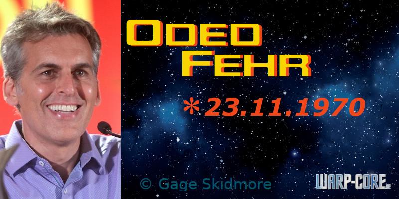 Spotlight: Oded Fehr