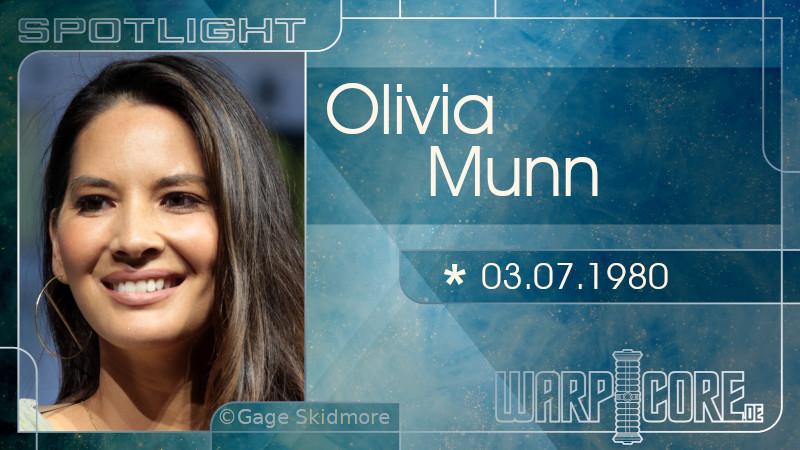 Spotlight: Olivia Munn