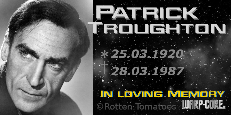 Spotlight: Patrick Troughton