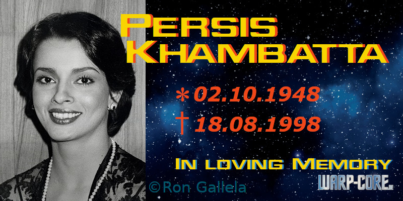 Spotlight: Persis Khambatta