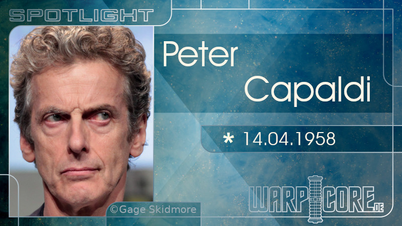 Spotlight: Peter Capaldi