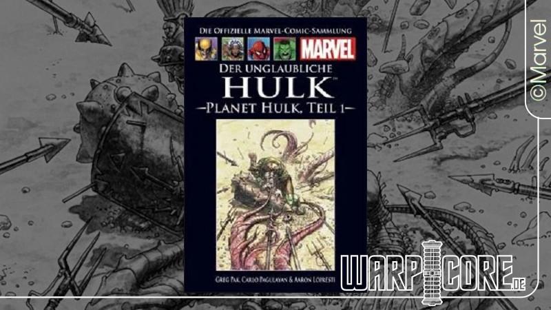 Review: Marvel – Planet Hulk, Teil 1
