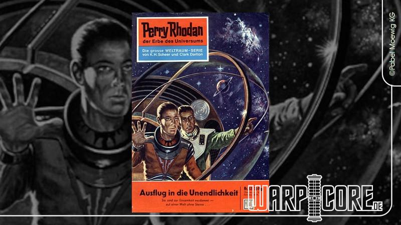 Review: Perry Rhodan 32 – Ausflug in die Unendlichkeit
