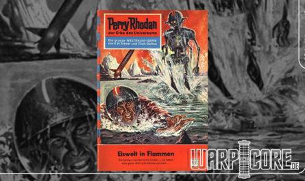 Perry Rhodan 33 Eiswelt in Flammen
