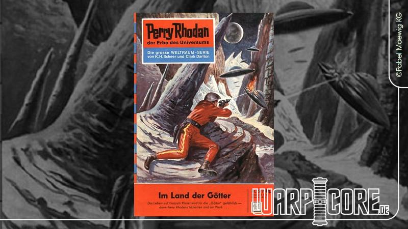Review: Perry Rhodan 35 – Im Land der Götter