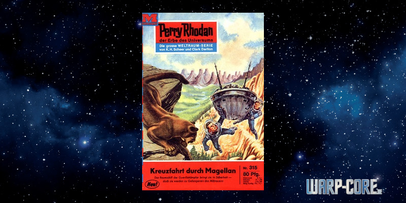 [Perry Rhodan 315] Kreuzfahrt durch Magellan